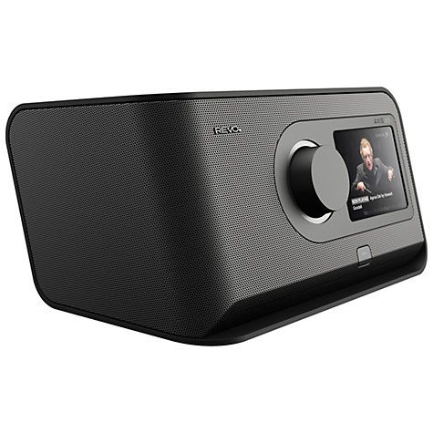 Buy Revo AXiS X3 DAB/FM Wireless Bluetooth Internet Radio Dock with Apple Lightning Online at johnlewis.com