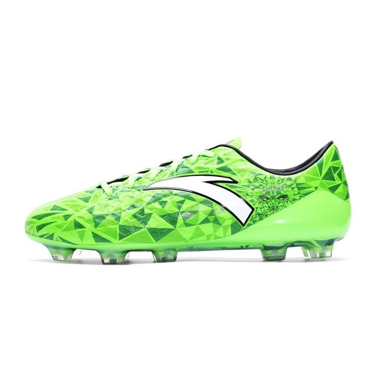 This is professional control soccer shoes with spikes of different shapes,  it not only can