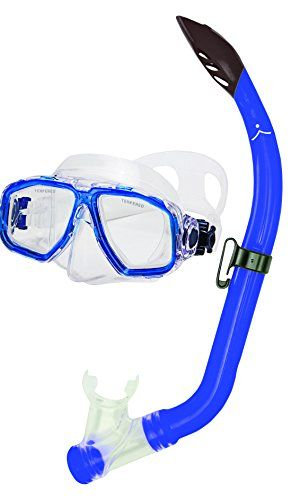 Innovative+Scuba+Concepts+MSF3514A+Junior+Kids+Snorkel+Set