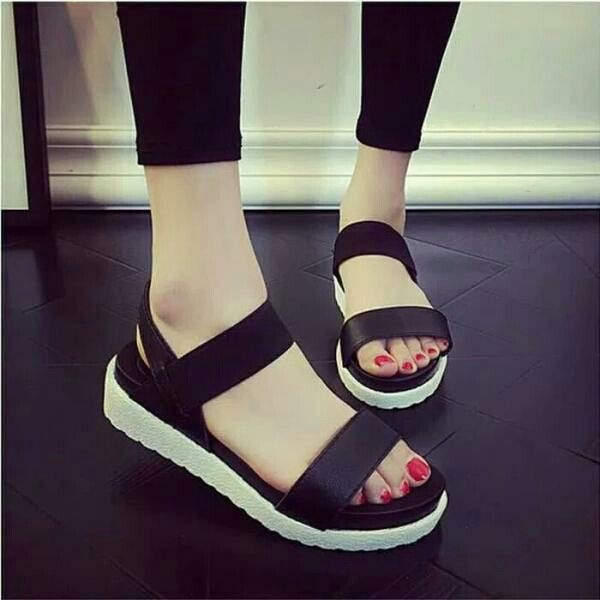 Gambar Heels N Wedges Oleh Tifla Zro Sepatu Sandal