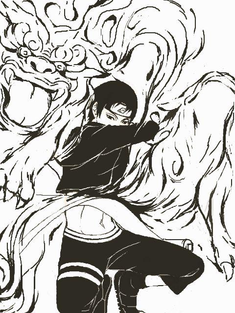 Epic Sai, he's a cutie ❤️❤️❤️ - Naruto Shippuden                                                                                                                                                                                 Plus