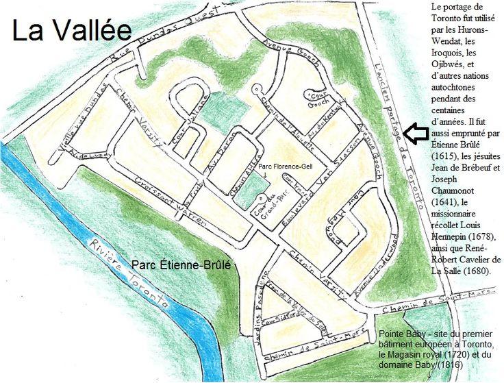 La Vallée, quartier francophone de Toronto