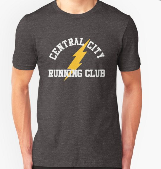"This t-shirt for all the speedster wannabees. | 29 Things You'll Want If You're Obsessed With ""The Flash"""