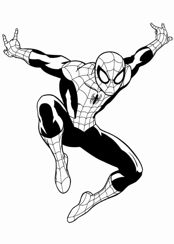 Miles Morales Coloring Page Awesome Kids N Fun Spiderman Coloring Spiderman Drawing Cartoon Coloring Pages
