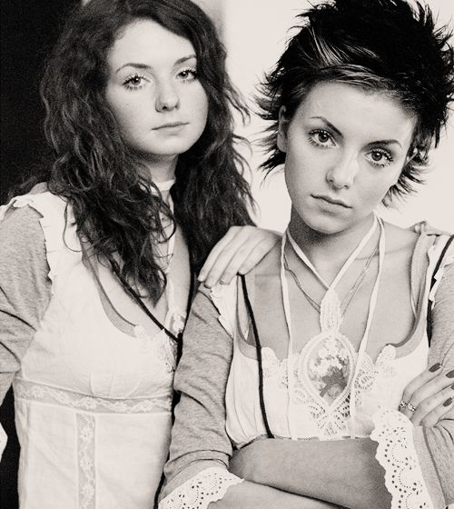 Lena Katina and Julia Volkova