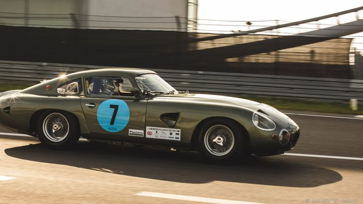 1963 Aston Martin DP214 Oldtimer Grand Prix