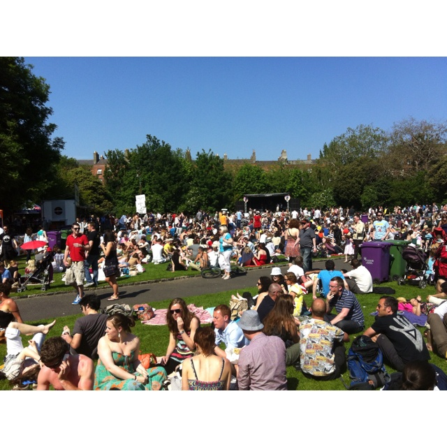 Merrion square may 26th 2012