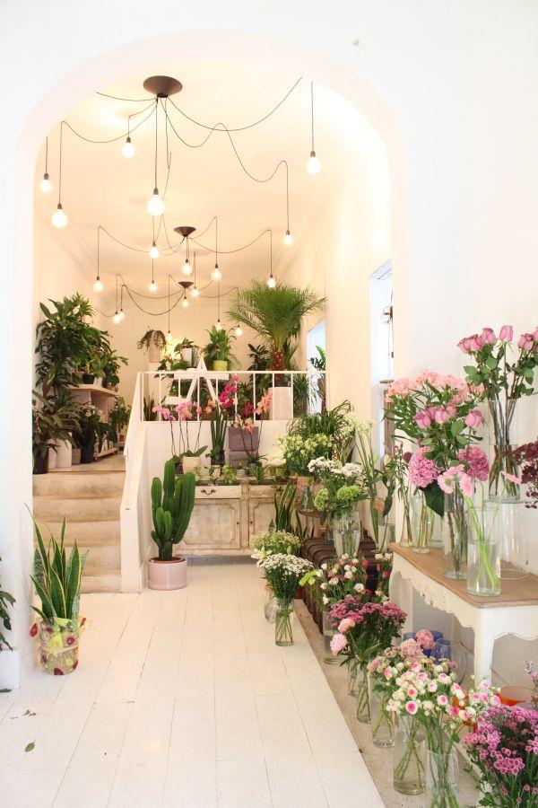 Margarita se llama mi amor · Flower shop · #Madrid