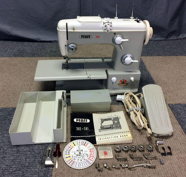 pfaff 230 sewing machine manual