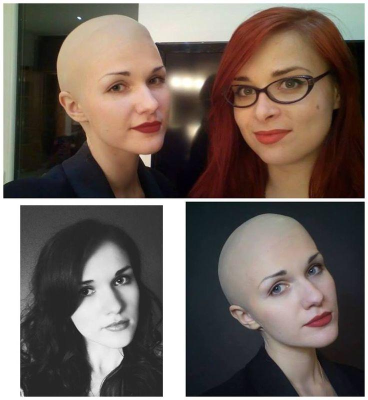 Charakteryzacja: Kaudia Wypiór Modelka: Małgorzata Skarbek w www.wsa.art.pl #fashion #ewaminge #makeup #design
