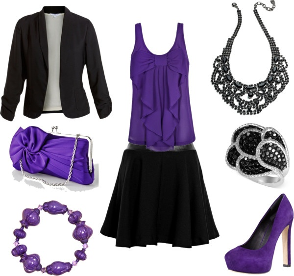 """""""Date Night at the Casino Outfit"""" by marissa-anne-weddle on Polyvore"""