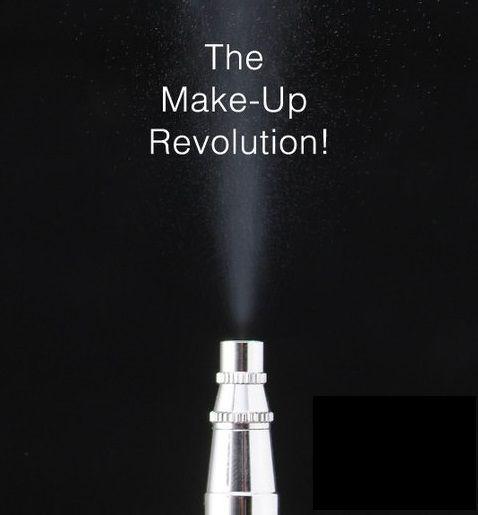 Airbrush Make Up: The Make Up Revolution!