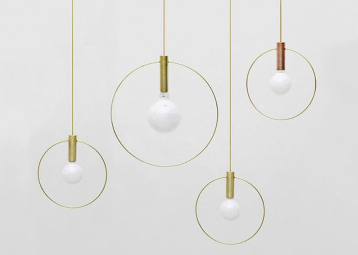 I am obsessed with modular lighting that create simplistic silhouettes