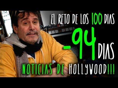 ▶ DIA -94 - Noticias de Hollywood!! (EXCLUSIVA!) - YouTube