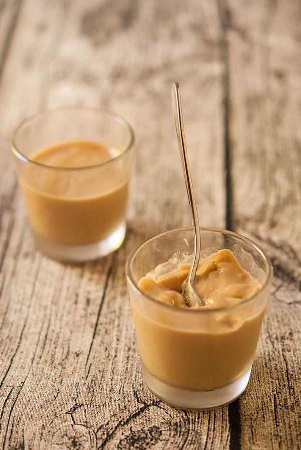 Crème cocoramel - Lait végétal : avoine ou autre dose de coco