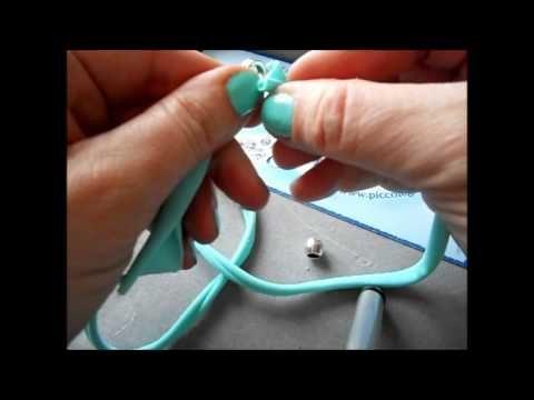 Come realizzare bellissime collane e bracciali - YouTube