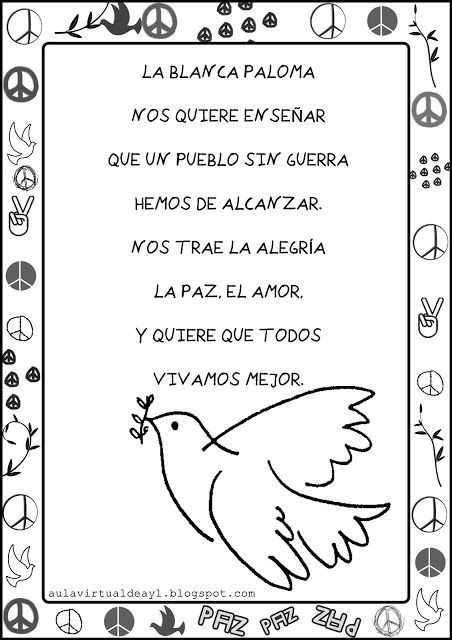 Trabajando en Educación Infantil: Poesías