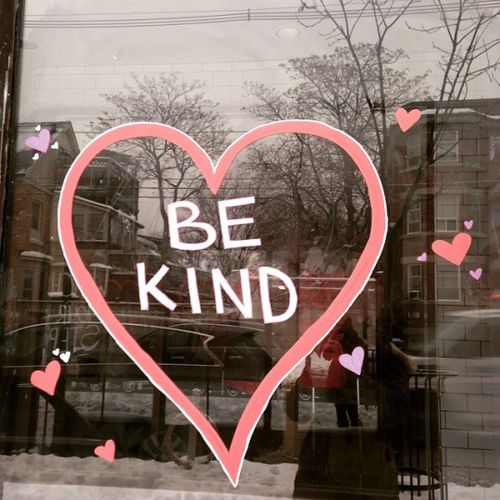 <3~Be Kind~<3