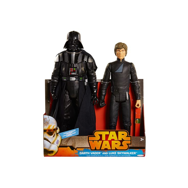 "Star Wars Classic Darth Vader & Luke Skywalker Pack | Toys""R""Us Babies""R""Us Australia"