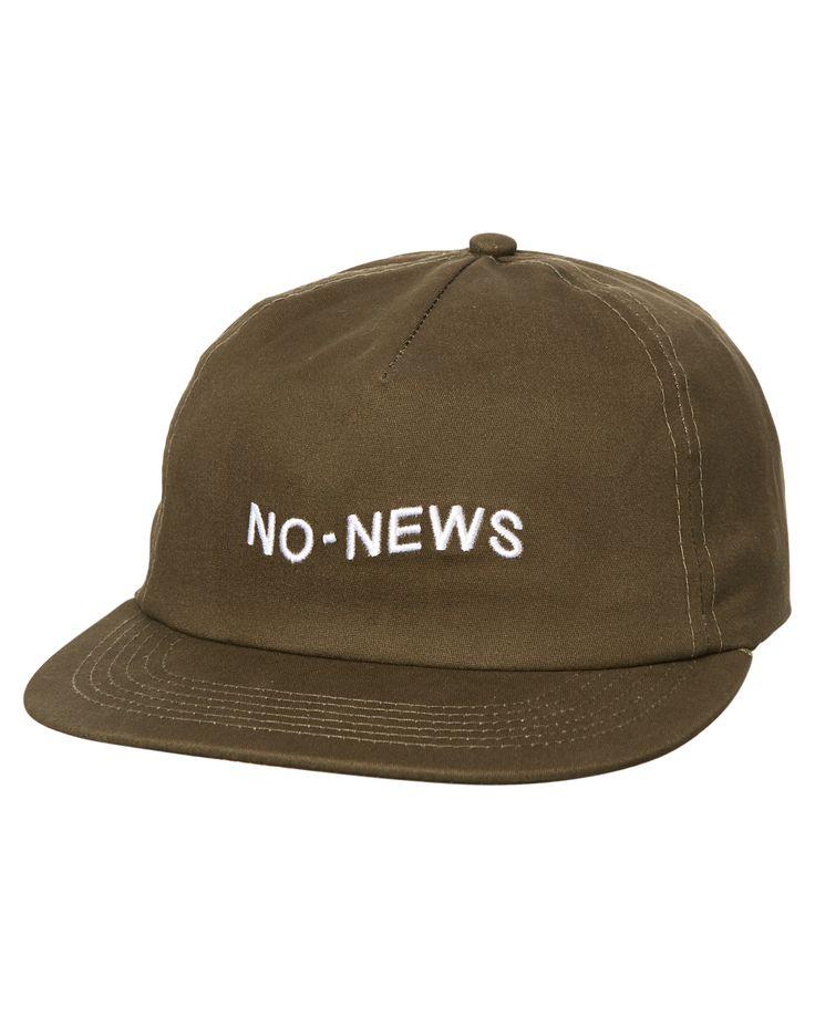 Pin this  No News Tune In Strapback Cap Green - http://www.fashionshop.net.au/shop/surfstitch/no-news-tune-in-strapback-cap-green/ #ACCESSORIES, #Cap, #ClothingAccessories, #Green, #In, #Male, #Mens, #MensAccessoriesOther, #News, #No, #NoNews, #Strapback, #SurfStitch, #Tune #fashion #fashionshop