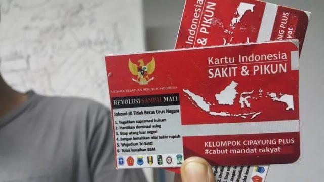 Indonesia Negeriku yang Sedang Sakit