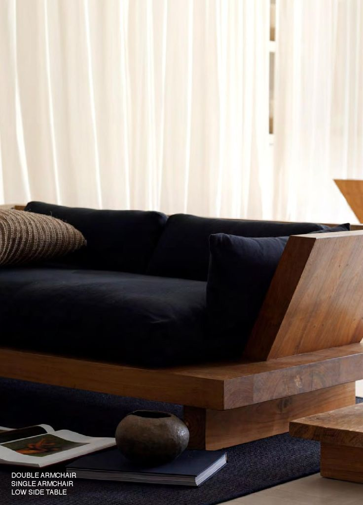 Collection Featuring Furniture Designed In Collaboration With Bonetti Kozerski Studio Inspired By The Balinese