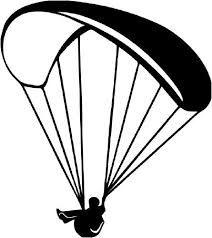 R sultat de recherche d 39 images pour paragliding drawing - Parapente dessin ...