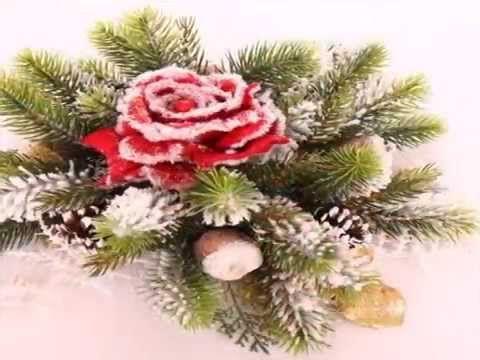 ♥ Les Roses de Noël_Alain Morisod & Sweet People ♥