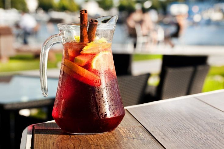 These warm, seasonal, red sangria recipes are perfect for autumn nights.