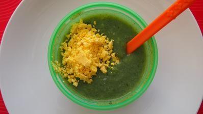 Fenikel, karfiol, špenát, zemiak, drvená rasca, vaječné žĺtko