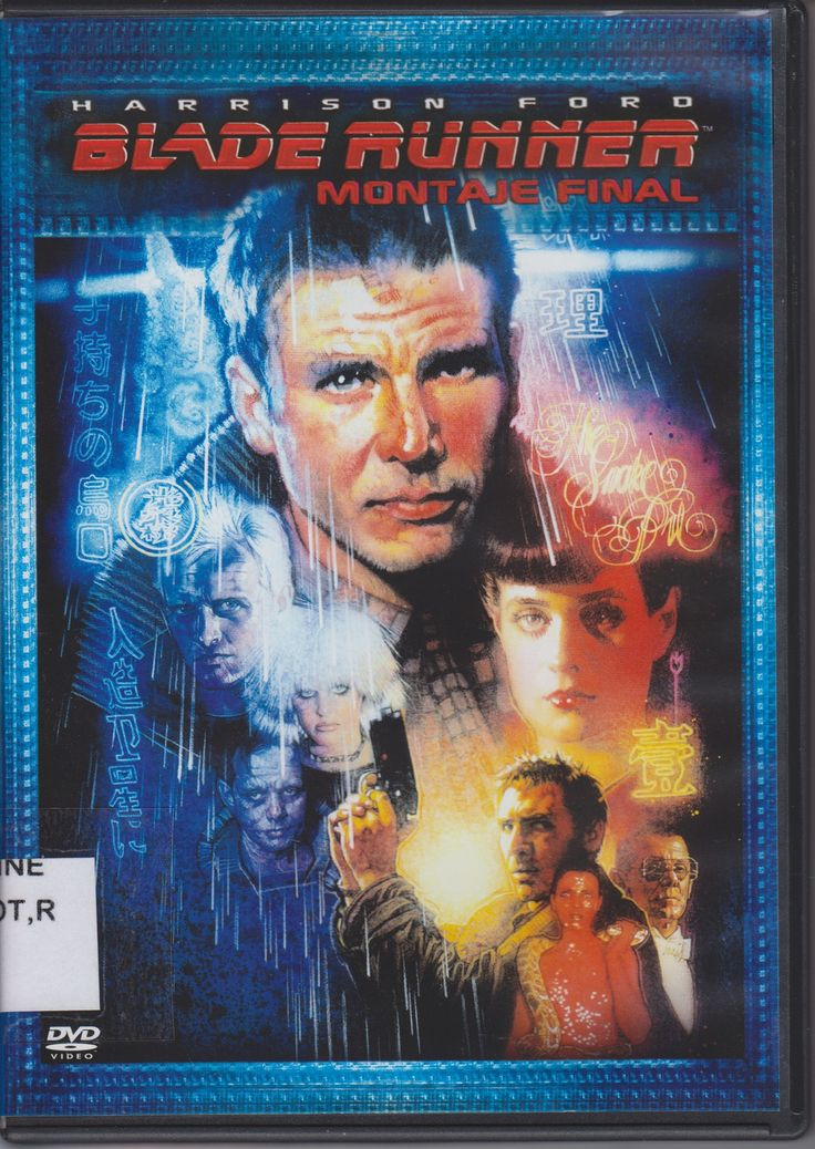 Blade Runner [Vídeo-DVD] : montaje final / directed by Ridley Scott ; screenplay by Hampton Fancher and David Peoples ; produced by Michael Deeley Madrid : Warner Home Video, 2008