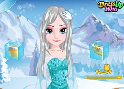 JuegosElsa.com - Juego: Trenzas Elsa - Minijuegos de la Princesa Elsa Frozen Disney Jugar Gratis Online