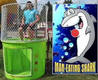 Shark Dunk Tank Rental San Diego