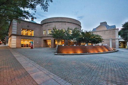 Snøhetta and Clark Nexsen Selected to Design New Charlotte Mecklenburg Library