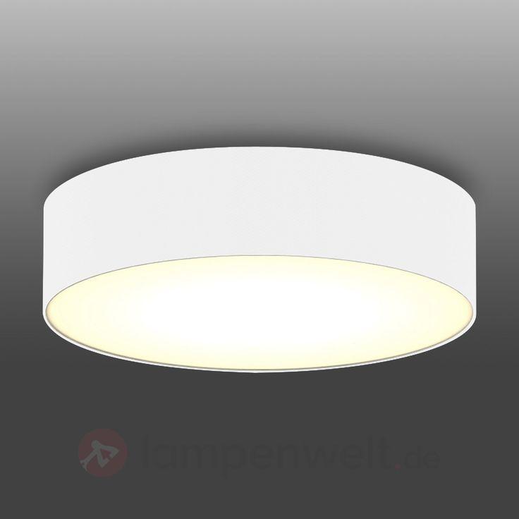 30,- Arbeitszimmer 2x, Weiße Textil-Deckenleuchte Ceiling Dream sicher & bequem online bestellen bei Lampenwelt.de.