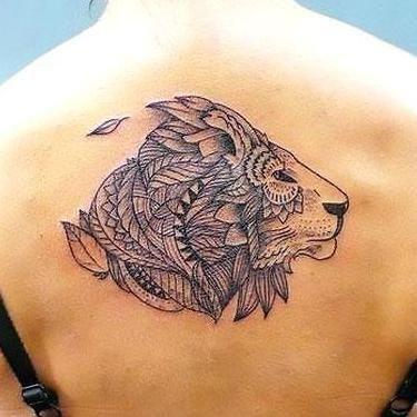 133 best lion tattoo ideas images on pinterest simple lion tattoo tatoos and tattoo designs. Black Bedroom Furniture Sets. Home Design Ideas