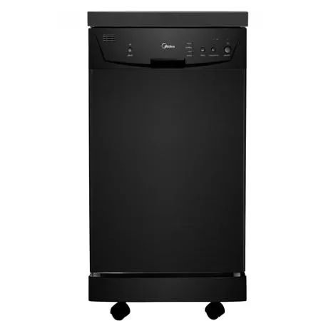 midea 18 portable dishwasher lave vaisselle et lave vaisselle portatif. Black Bedroom Furniture Sets. Home Design Ideas