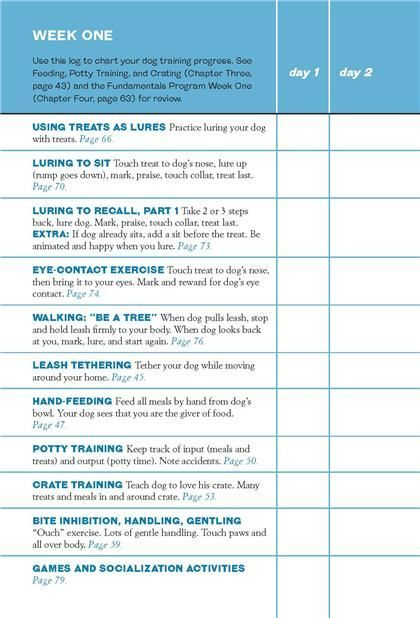 Training_the_Best_Dog_Ever_FREE_TRAINING_LOGS_