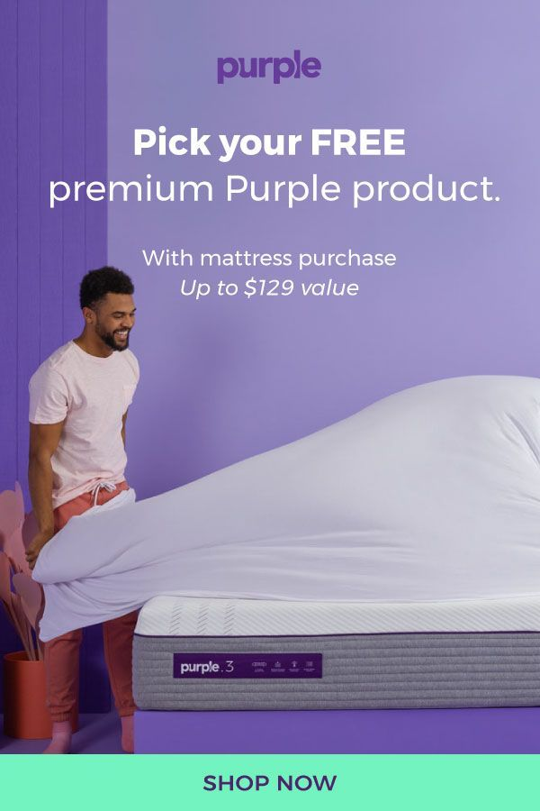 Feel The Purple Difference By Trying It Out Yourself With A 100 Night Trial And Free Shipping Right Now You Can Choose A Free Premium Purple Product Up To 1