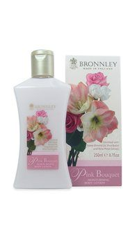 Bronnley Pink Bouquet Moisturising Body Lotion Bronnley Pink Bouquet Moisturising Body Lotion A daily Body Lotion enriched with Sweet Almond Oil, Shea Butter and Rose Petal Extract to help leave skin feeling moisturised and smelling sweet. A delig http://www.MightGet.com/january-2017-12/bronnley-pink-bouquet-moisturising-body-lotion.asp