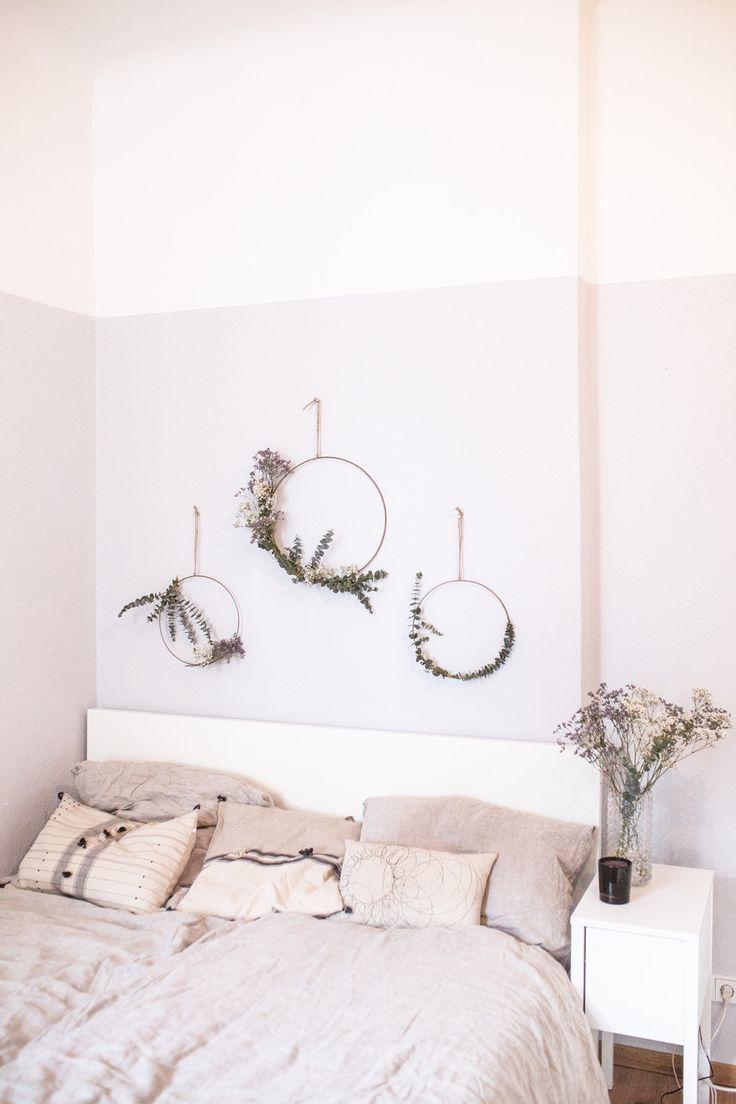 25+ Best Ideas About Schlafzimmer Deko On Pinterest | Dekoideen ... Einfaches Schlafzimmer Schrge Braun Beige