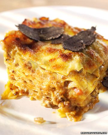 Le Marche Lasagna - Martha Stewart Recipes
