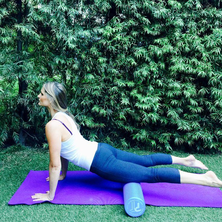The secrets of fascia & how to make your legs longer and leaner from body whisperer, Lauren Roxburgh.