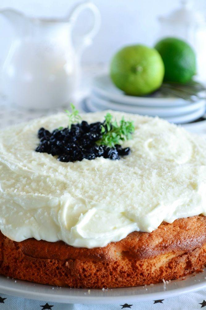 Κέικ με Πεπόνι, Ελαιόλαδο και Βασιλικό Summer Cake with Melon, Basil and Olive Oil!