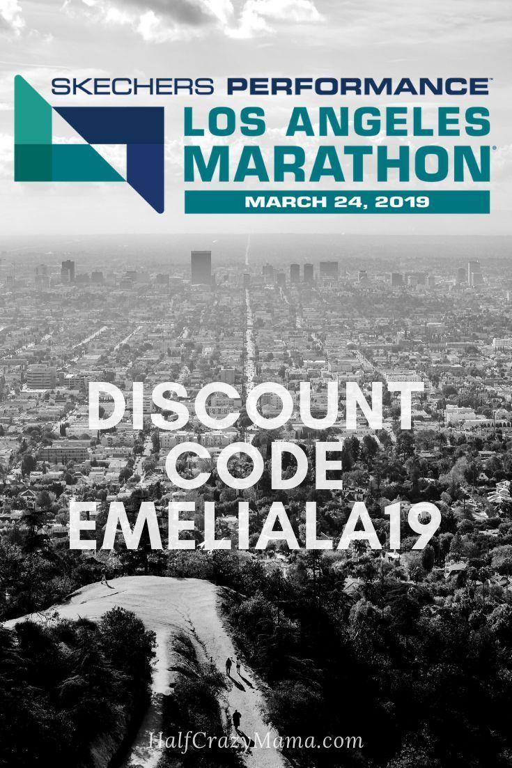 los angeles marathon 2019 coupon code
