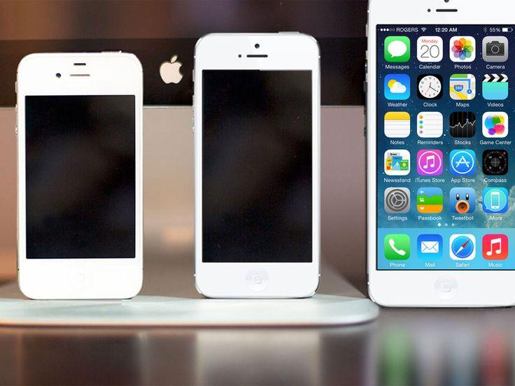 Impressie van een mogelijke iPhone 6