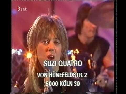 SUZI QUATRO HITS DER 70ER JAHRE