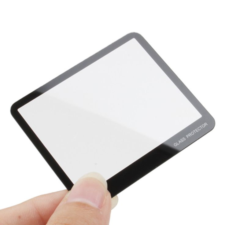 High Quality Camera Accessories Screen Protector for Canon 1000D 1100D 1200D Compact LCD Optical Glass Screen Protector
