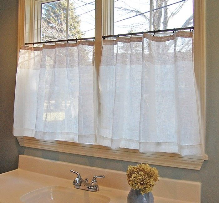 Best 25+ Cafe Curtains Ideas On Pinterest