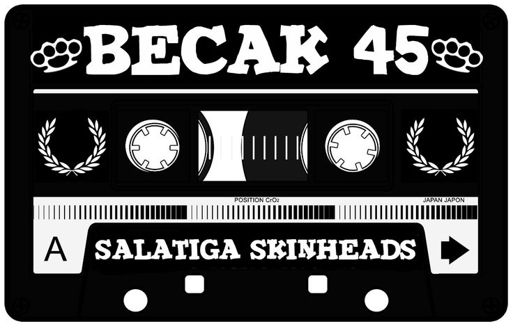 BECAK 45 - OI! OLD SCHOOL